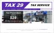Tax 29 - Home